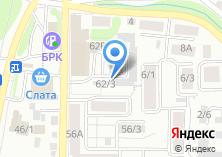 Компания «Плетеный дом» на карте
