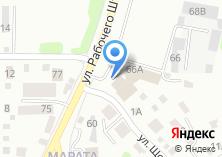 Компания «Строительная компания Веста-Регион» на карте
