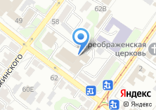 Компания «Мир лимузинов» на карте