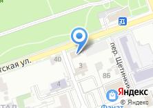 Компания «Строящееся административное здание по ул. Красных Мадьяр» на карте