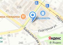 Компания «Гаджет» на карте