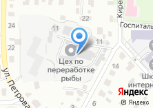 Компания «Ёхор» на карте