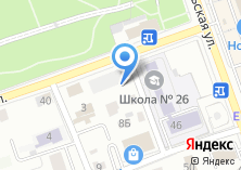 Компания «Эль Шамс» на карте