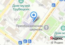 Компания «ИрГСХА» на карте