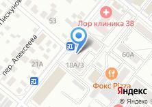 Компания «Профи-Оценка» на карте