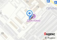 Компания «Антенна мастер» на карте