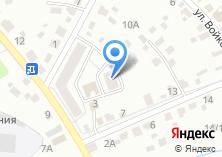 Компания «Строящийся жилой дом по ул. Киренская» на карте