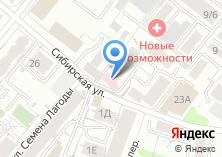 Компания «СТБ» на карте
