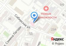 Компания «Иркутский Острог» на карте