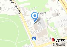 Компания «Системные интеграции» на карте