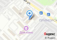 Компания «РегионСпецМонтаж» на карте