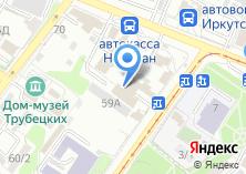 Компания «АВС-GSM» на карте