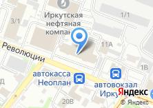 Компания «12 месяцев» на карте