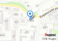 Компания «Иркутская типография» на карте