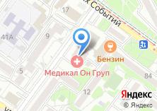 Компания «Аудит-Дело» на карте