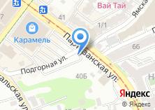 Компания «СССР» на карте