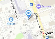 Компания «Наран» на карте