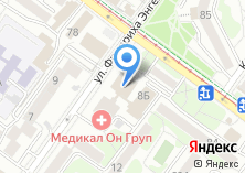Компания «МехСтильСервис» на карте