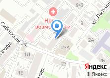 Компания «ФАКТОР 38» на карте