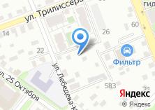 Компания «СибКапСтрой» на карте