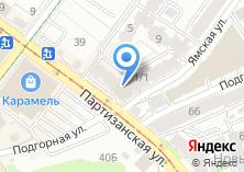 Компания «ТекСтильно» на карте