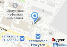 Компания «MarcoPolo Hostel» на карте
