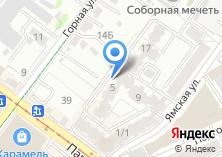 Компания «А 7 ШЛЮЗ» на карте