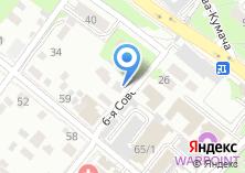 Компания «Flame» на карте