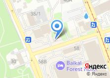 Компания «Агентство грузовых перевозок» на карте