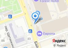 Компания «Магазин фейерверков на Байкальской» на карте