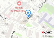 Компания «ReFiT.car» на карте