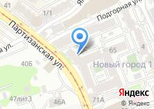 Компания «Комсомольская правда» на карте