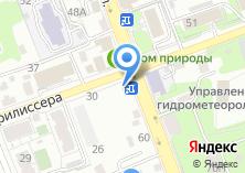 Компания «Синком» на карте