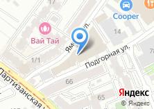 Компания «Иркутская металлопроизводственная компания» на карте