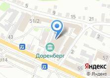 Компания «Город-Сад» на карте
