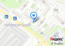 Компания «Ателье-магазин» на карте