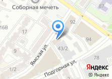 Компания «Муниципальное унитарное аварийно-ремонтное предприятие Правобережного округа» на карте