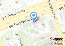 Компания «Иркутский образовательный центр» на карте