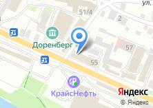 Компания «ГаммаСибСтрой» на карте