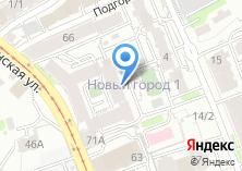 Компания «Востсибэнергоуголь» на карте