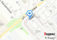Компания «Жилые комплексы Управление капитального строительства г. Иркутска» на карте