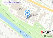Компания «АВТОЛАЙТ» на карте