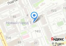 Компания «Спирк» на карте