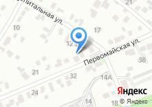 Компания «Байкконур» на карте