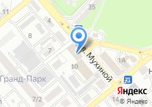 Компания «СМ клиника» на карте
