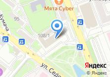Компания «АЙТИ-Эксперт» на карте