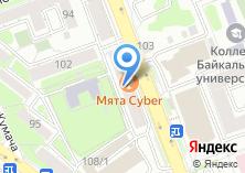 Компания «КНАУФ» на карте
