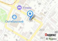 Компания «Inksystem Иркутск» на карте