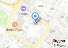 Компания «Центр систем безопасности» на карте
