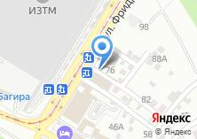 Компания «МатрасМаркет White супермаркет матрасов» на карте
